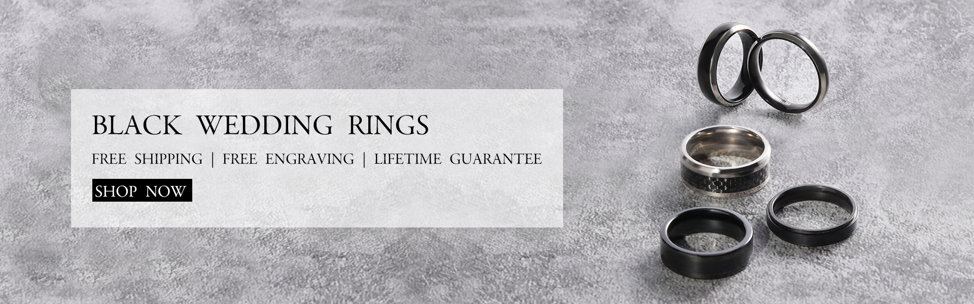 Find your love, find your rings