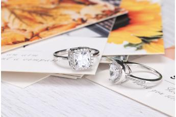 How Much are Princess Cut Engagement Rings
