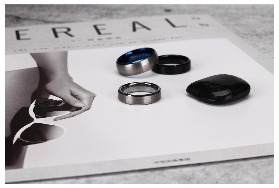 5 Things to Know Before Buying Tungsten Wedding Bands