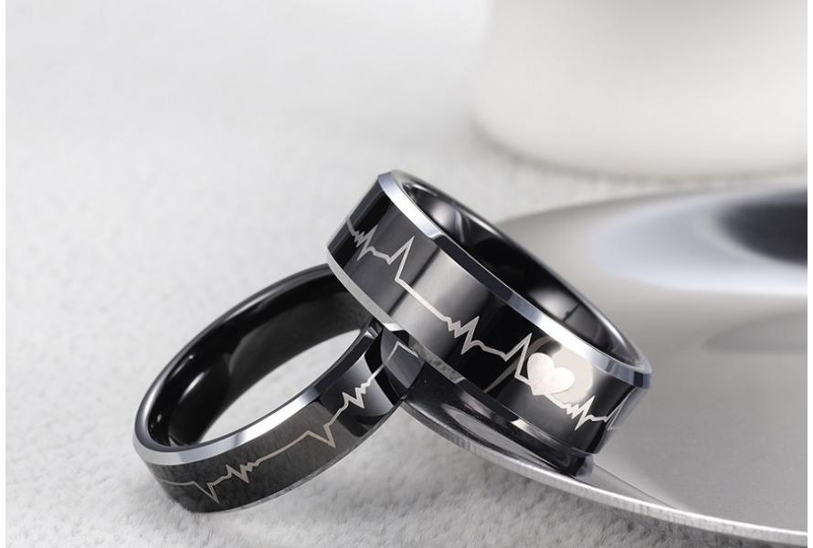 High Hardness Tungsten Rings Under 80 Dollars