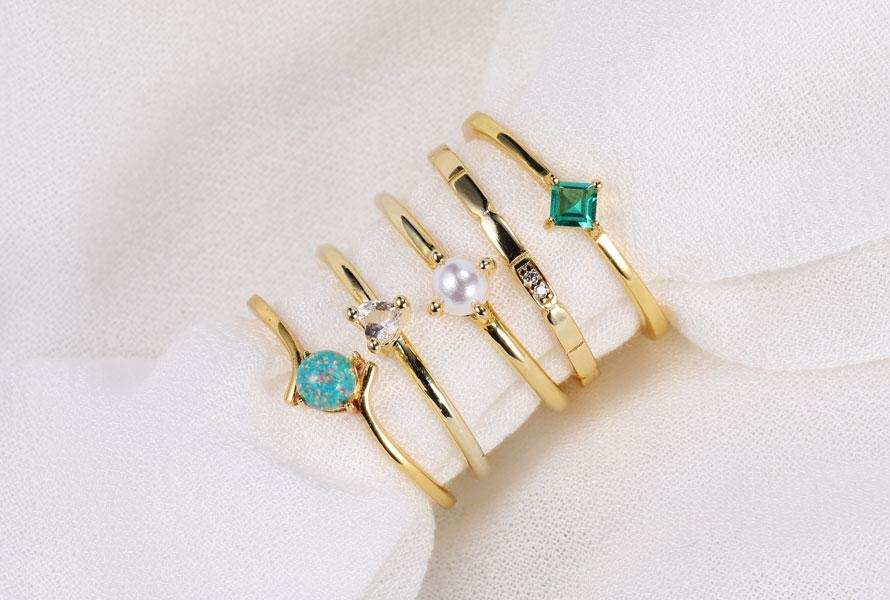 Emerald Cut Engagement Rings Under 120 Dollars
