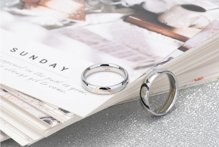 His and Hers Wedding Rings Under 100 Dollars